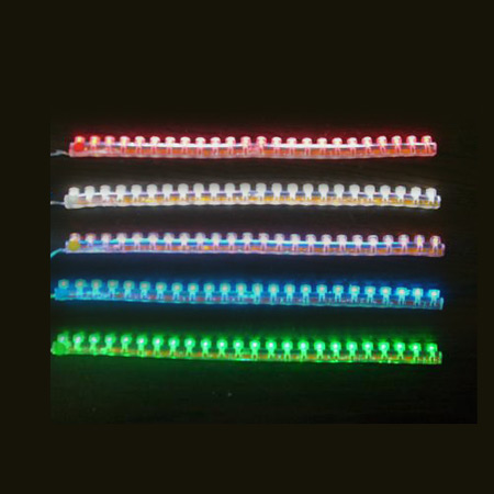 Quasar light co ltd 12v wf led light strip waterproof flexible aloadofball Gallery